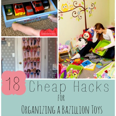 Organize toys featured