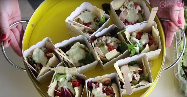 Delicious and Easy Taco Salad