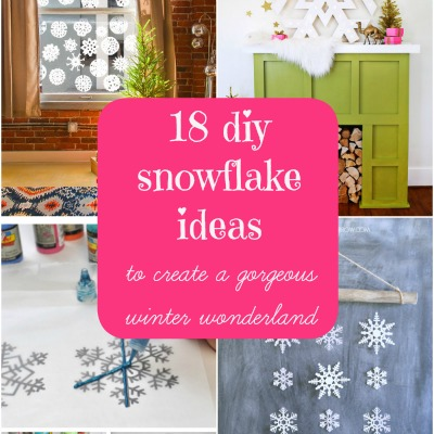 Snowflake ideas featured