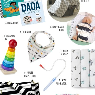 Must Have Gifts for Baby and Toddlers