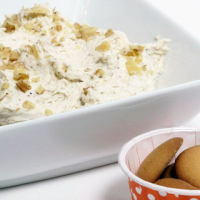 Quick Delicious Banana Bread Dip : Perfect for Parties