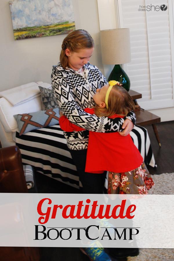 gratitude boot camp