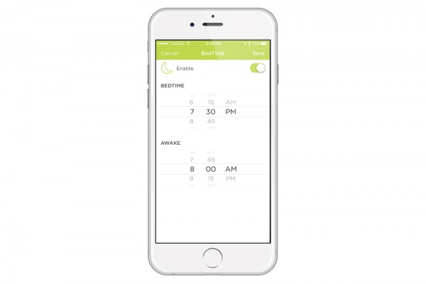 iOS Screen 2