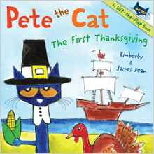 Our Favorite Thanksgiving Books to Help Teach Your Children More About Being Thankful