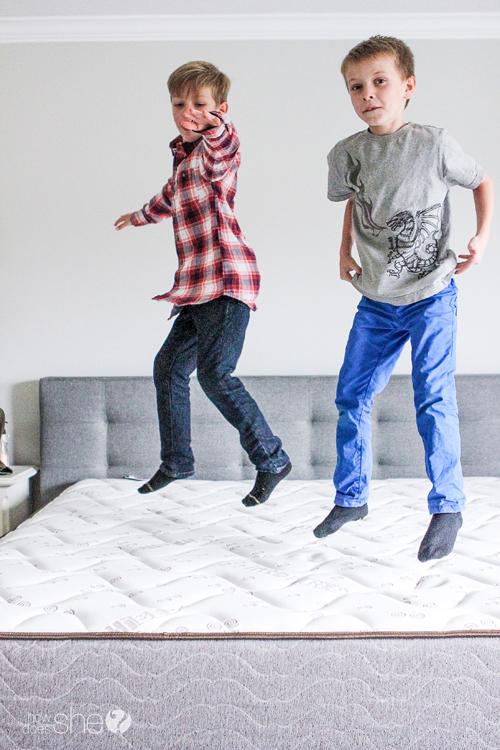 My intelliBED mattress