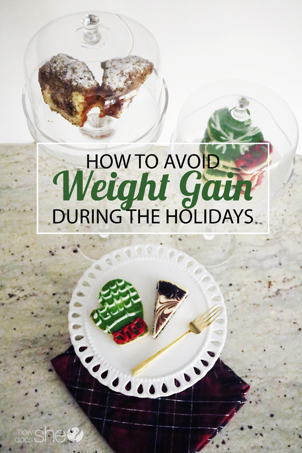 keeping pounds off during holiday food copy