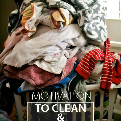 Motivation to Clean and Organize Your Life – What Can You Bear to Do Today?