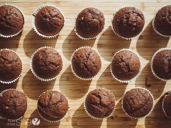 muffin copy