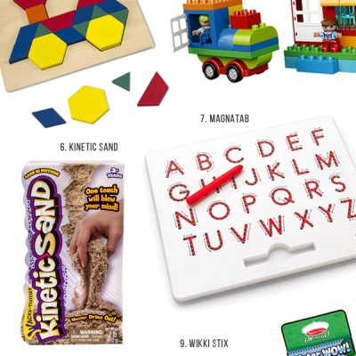 Must Have Gifts for the Preschooler