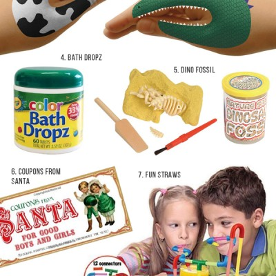 Our Favorite Stocking Stuffers for Kids