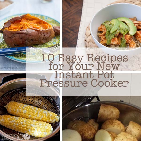 Pressure Cooker Recipes