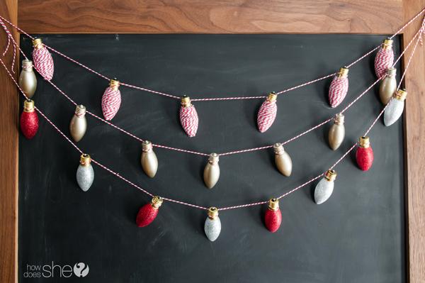 3 ways to repurpose old christmas lights (8)