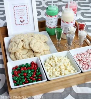 Christmas-Cookie-Decorating-Station-for-kids-or-adults-Great-party-activity