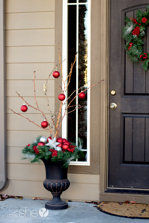 DIY outdoor topiaries for less than $5 (11)