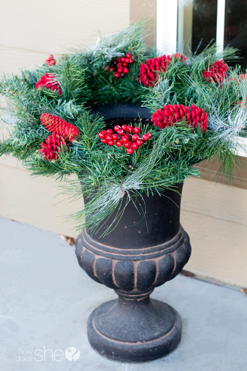 DIY outdoor topiaries for less than $5 (5)