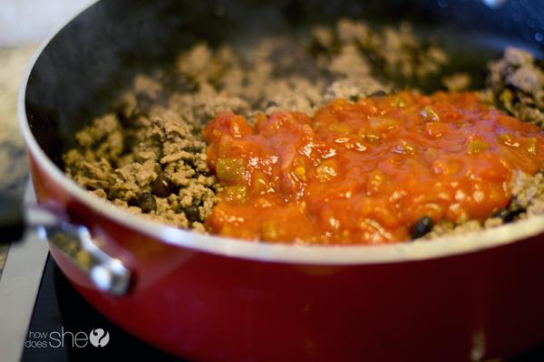 Macho Nacho's Grande' with Avocado Salsa and Tomatillo Dressing (3)
