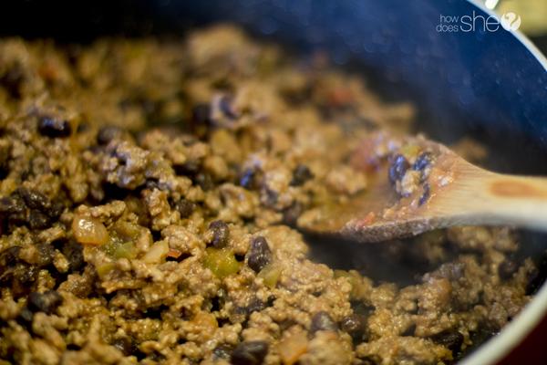 Macho Nacho's Grande' with Avocado Salsa and Tomatillo Dressing (4)