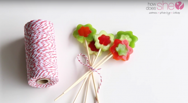 Fun Healthy Vegetable Snacks for Kids