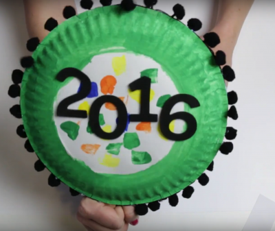 New Year's Eve Kids Craft Idea: Make Easy and Fun Noisemakers