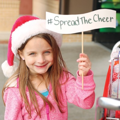 OPERATION: Spread The Cheer – Heart Melting Moments with AT&T
