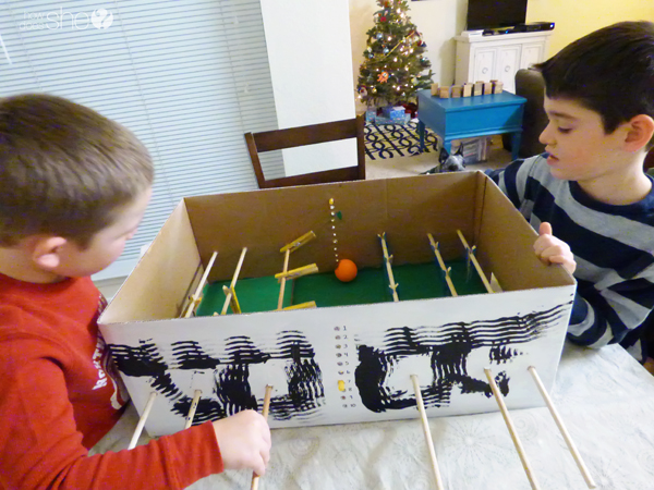 easy handmade foosball table (27)