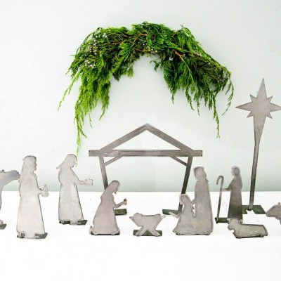 Teaching the Christmas Story with Nativities for Every Age!