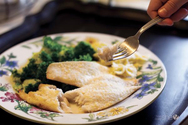 3 Ingredient Parmesan Tilapia (4)