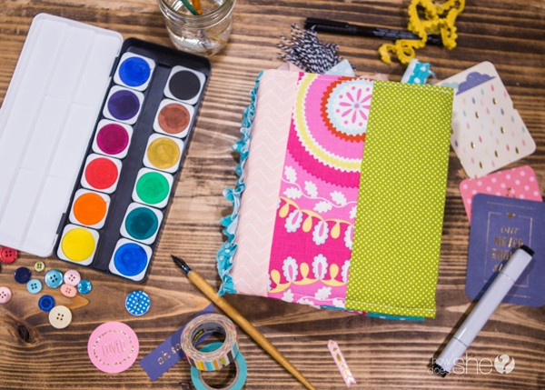 Easy Book Cover DIY - Perfect for Bible Journaling (20)