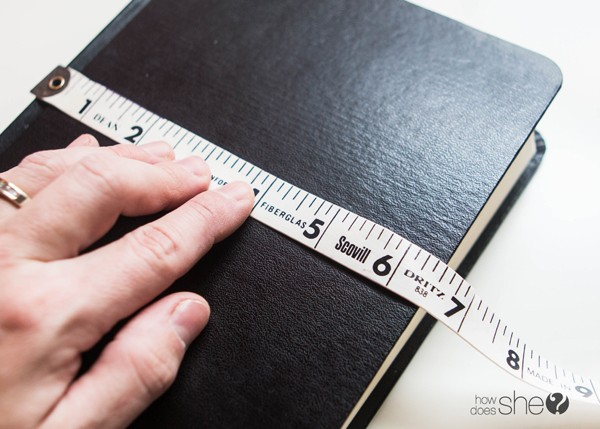 Easy Book Cover DIY - Perfect for Bible Journaling (5)
