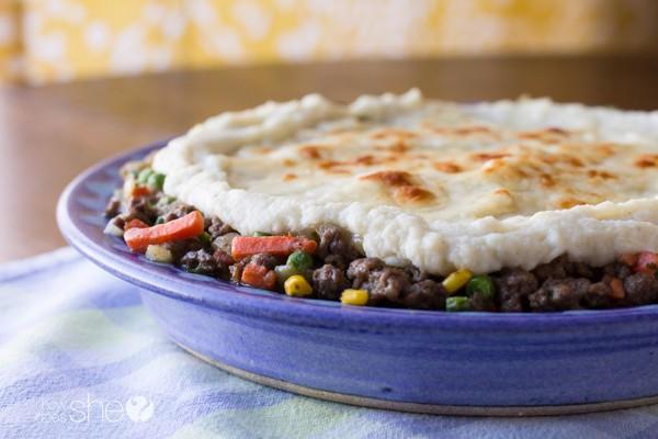 Easy Low Carb Shepherd's Pie (8)