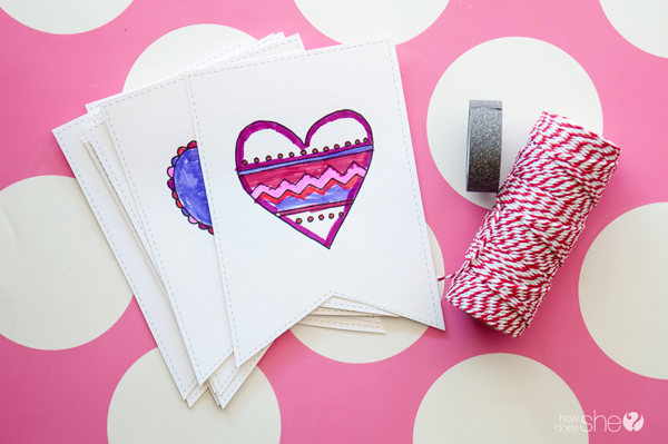 Free printable valentine's banner (5)