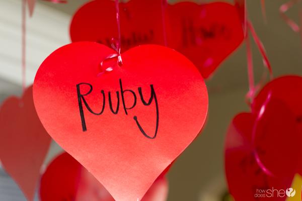 Great Heart Attack Decor for Valentine's Day! (2)