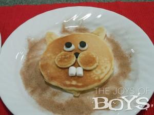 Ground-hog-pancake