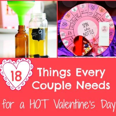 Hot Valentine's Day featured