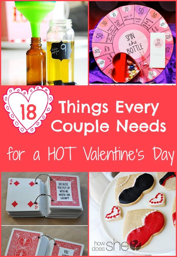 Hot Valentine's Day