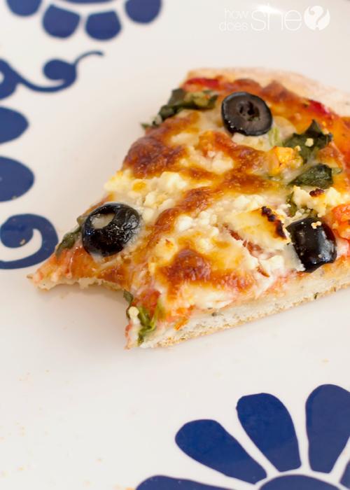 How to Make Amazing Mediterranean Focaccia Bread- take pizza night to the next level!
