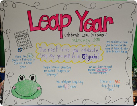 Leap day 19