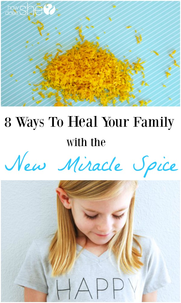 Miracle Spice Turmeric