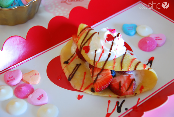 Quick and Easy Valentine Crepe Bar (27)