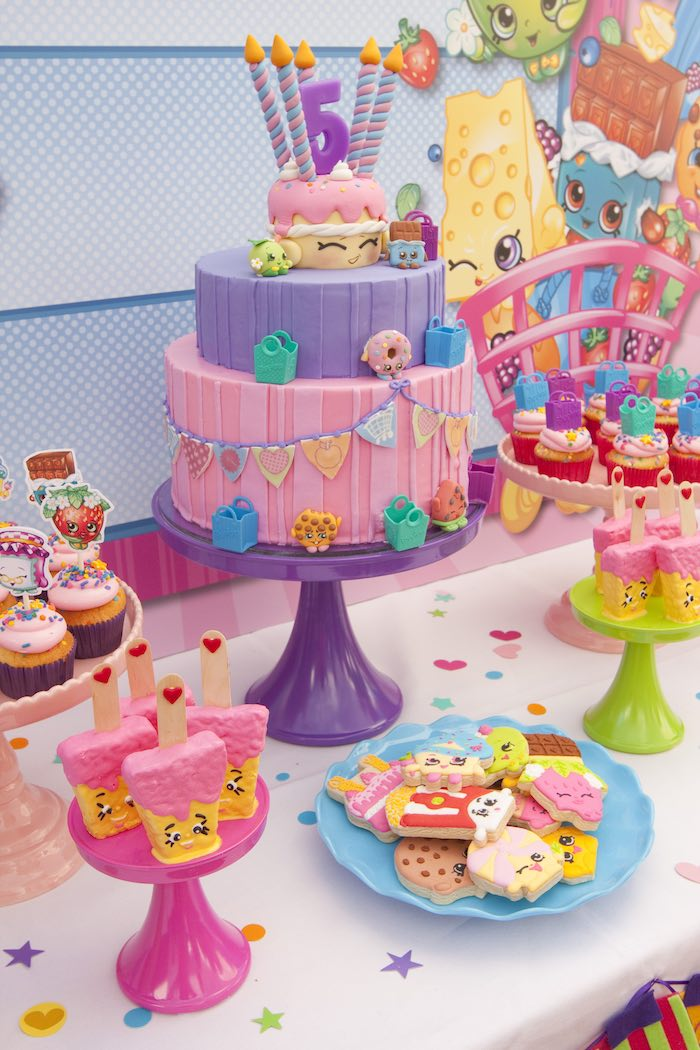 Shopkins Party Ideas Diy 18 Irresistible Ideas How