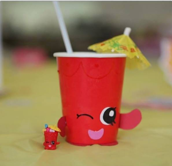 Apple Sipper Drink Cup