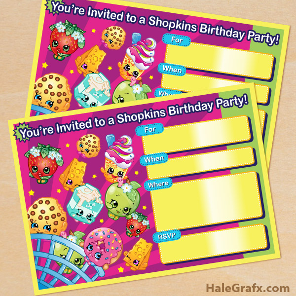 photograph about Shopkins Checklist Printable identified as Shopkins Bash Designs Do it yourself : 18 Irresistible Strategies How Does She