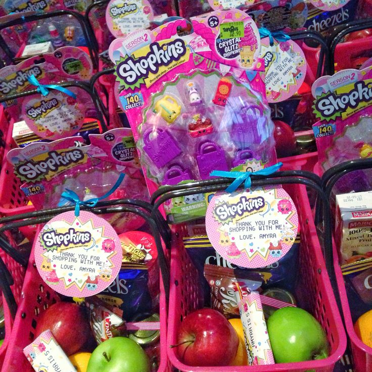 Shopkins Party Ideas DIY 18 Irresistible