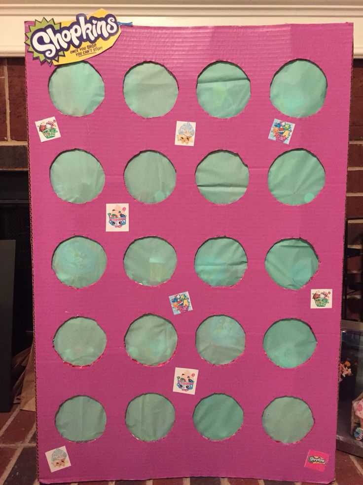 Shopkins Party Ideas DIY : 18 Irresistible Ideas | How Does She