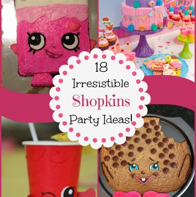 Shopkins party featured