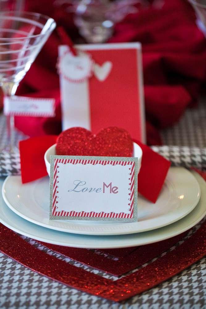 Valentine's Dinner 12