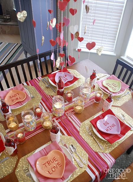 Valentine's Dinner 17