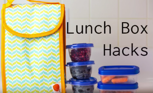 Making School Lunches Easier