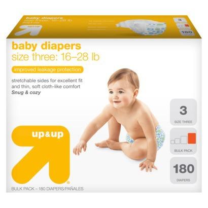 Diapers deals target