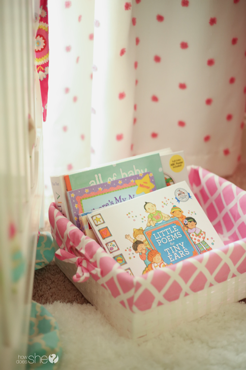 playful nursery decor
